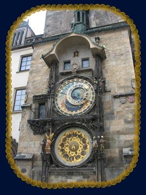 Чехия       Orloj